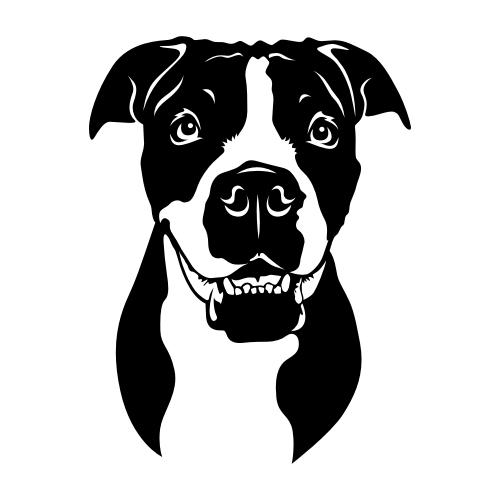Continental Bulldogge Bügelbilder