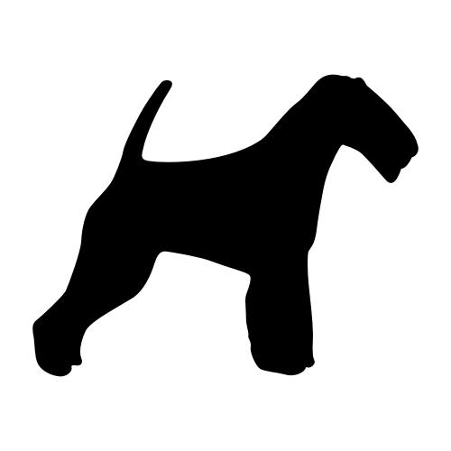 Welsh Terrier Aufkleber