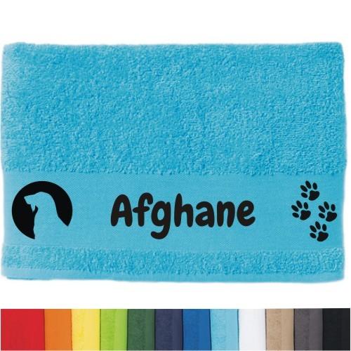 """DOG  - Handtuch """"Afghane"""""""