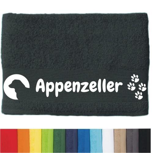 """DOG - Handtuch """"Appenzeller"""" von anfalas.de"""