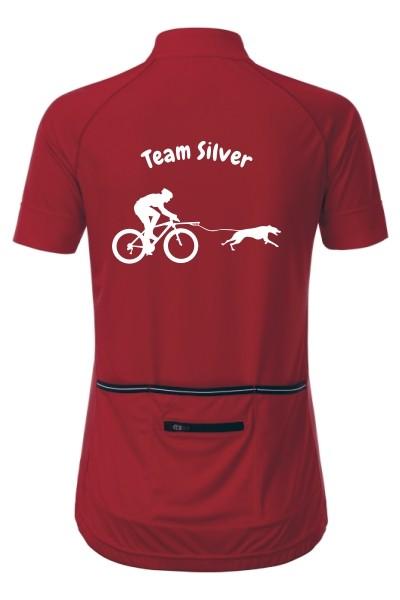 Damen Bike - Shirt von anfalas.de