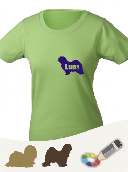 Hundesport T-Shirt mit Aufdruck