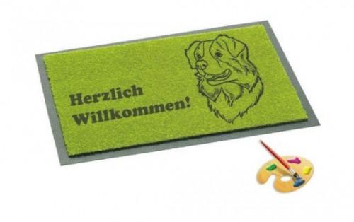 Fußmatte Hundemotiv Anfalas.de