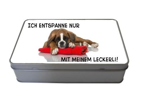 Leckerli Box für unterwegs anfalas.de