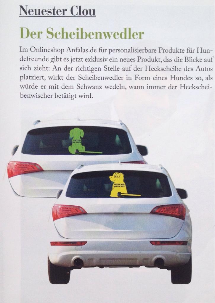 Scheibenwedler von anfalas.de